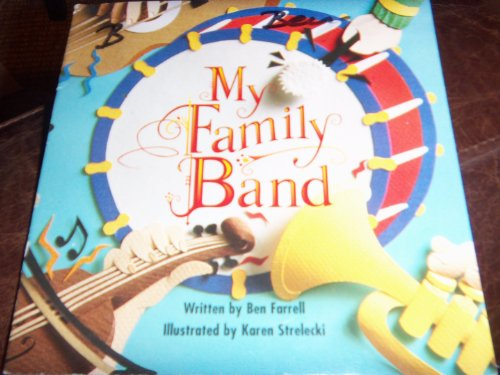 9780153067235: My Family Band