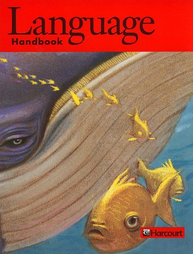 9780153068652: Harcourt School Publishers Signatures: Student Edition Language Handbook Sig/Collection Grade 4