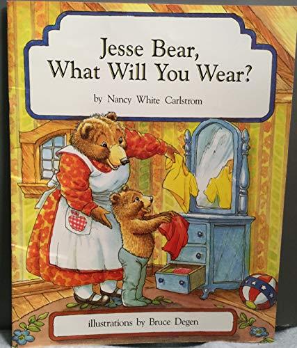 9780153068829: Harcourt School Publishers Signatures: Big Book Grade K Jesse Bear