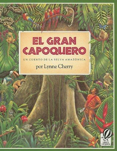9780153070068: Harcourt School Publishers Cielo Abierto: Student Edition :El Gran Capoquero Cielo Abierto Grade 4 EL GRAN CAPOQUERO 1997 (Spanish Edition)