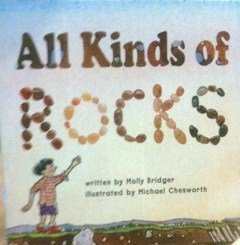 9780153078781: Harcourt School Publishers Signatures: Rdr: All Kinds Of Rocks Gr2 ALL KINDS OF ROCKS (Signatures 97 Y046)