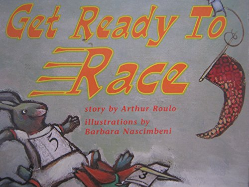9780153078811: Harcourt School Publishers Signatures: Reader Grade 2 Get Ready To Race