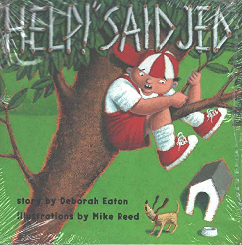 "9780153081347: """"help!""""said Jed, Reader Grade 1, 5pk: Harcourt School Publishers Signatures"