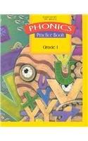 9780153090257: Harcourt School Publishers Signatures: Phonics Practice Book For Phonics Kit 1 Grades K-1