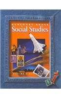 9780153097843: Harcourt School Publishers Social Studies: Student Edition Making A Difference Grade 2 2000