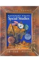 9780153097881: Early United States (Harcourt Brace Social Studies)