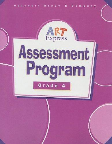 9780153102059: Art Express Assessment Program, Grade 4