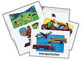 9780153102967: Harcourt Social Studies 2nd grade Vocabulary Picture Cards
