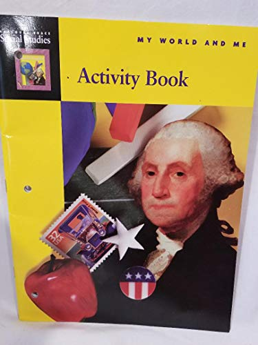 9780153103032: Activity Book (My World and Me) (Harcourt Brace Social Studies)