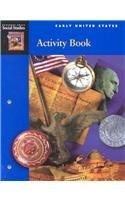9780153103087: Early United States: Harcourt Brace Social Studies Activity Book (Harcourt Brace Social Studies)