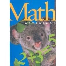 9780153106927: Math Advantage