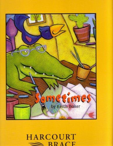 9780153108068: Harcourt School Publishers Signatures: Big Book Anthology Grade 1/1 Sometimes Book 2