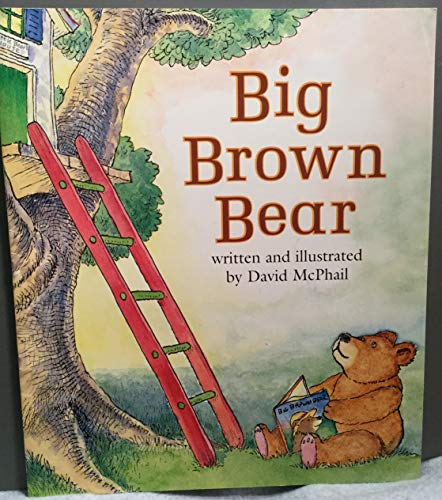 9780153108082: Big brown bear