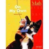 9780153110382: Harcourt School Publishers Math Advantage: Student Edition Practice Workbook Advantage Grade K