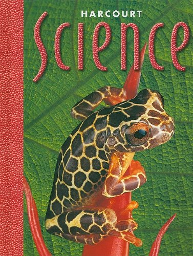 9780153112089: Harcourt School Publishers Science: Student Edition Grade 5 2000