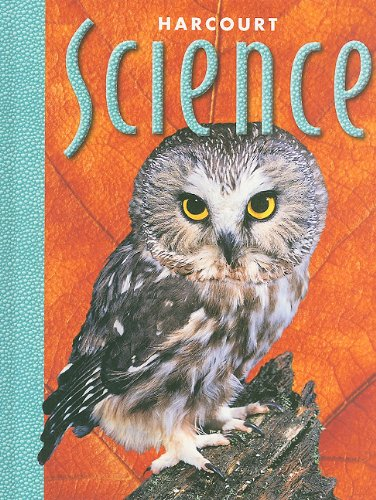 9780153112096: Harcourt School Publishers Science: Student Edition Grade 6 2000