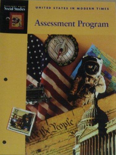 United States in Modern Times: Assessment Program