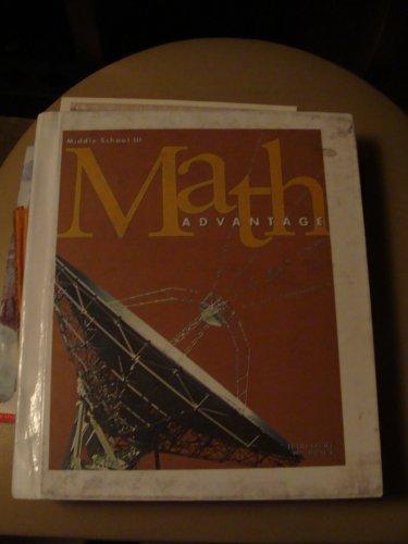 9780153114410: Math Advantage