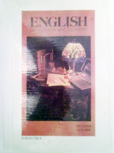 English Composition & Grammar 1988: Grade 8 (015311732X) by Warriner, John E.