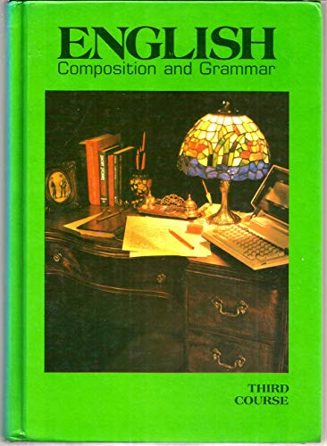 9780153117336: English Composition/Grammar