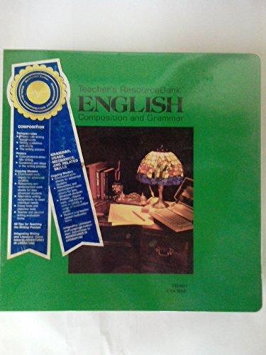 9780153117473: Warriner's Teacher's Resource Bank (English Composition and Grammar, Third Course)