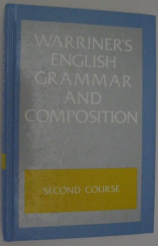 9780153118814: English Grammar and Composition: 2nd Course Grade 8