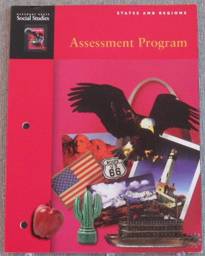 9780153121210: Social Studies-States and Regions: Assessment Program (Harcourt School Publishers Social Studies)