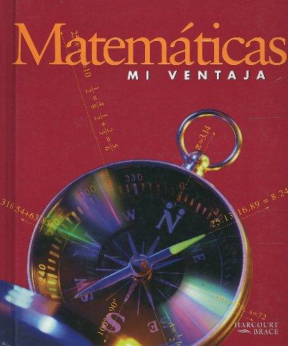 Pe Gr 6 Matematicas Mi Ventaja 1999: n/a