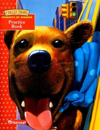 9780153127137: Harcourt Collections: Journeys of Wonder, Grade 3-2 Practice Book
