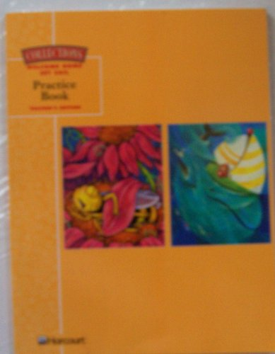 9780153127199: Welcome Home Set Sail Practice Book -Teacher's Edition - Harcourt Collections 1-4 and 1-5