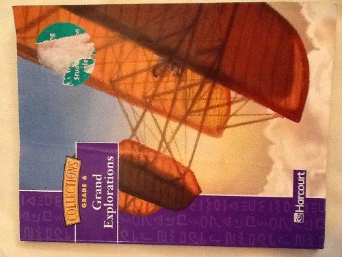 9780153127380: Harcourt School Publishers Collections: Intrvntn Rdr:Grand Explorations 6 EL VERANO