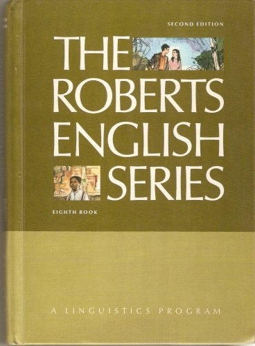 9780153127465: The Robert's English Series Eighth Book