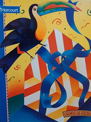 9780153132964: Harcourt School Publishers Vamos de Fiesta: Student Edition Grade 2 Bk1 Regalos y Fiestas Regalos 2000