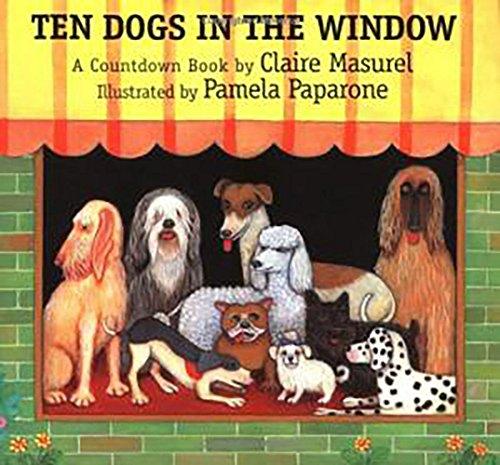 9780153133701: Trophies © 2007: Big Book Grade 1 Ten Dogs in the Window