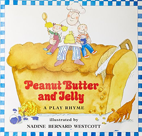 9780153133831: Harcourt School Publishers Collections: Big Book Grade K Peanut Butter & Jelly