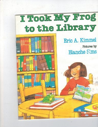 9780153134074: Harcourt School Publishers Collections: Library Book Grade K Took My Frog To.