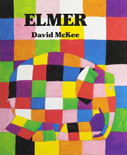 9780153134104: Harcourt School Publishers Collections: Library Book Grade K Elmer