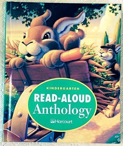 9780153134203: Read Aloud Anthology (Kindergarten)