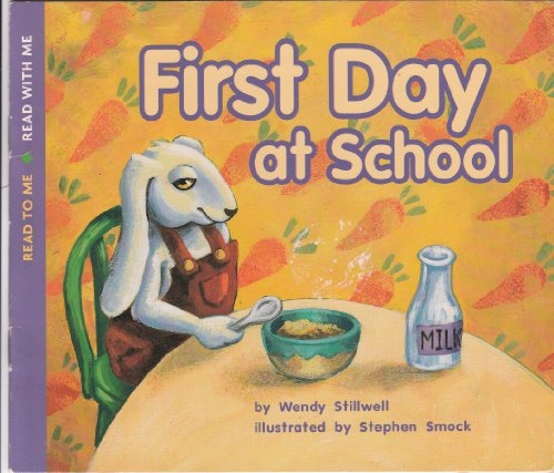 9780153134340: Harcourt School Publishers Collections: Rdr: First Day at School Grk