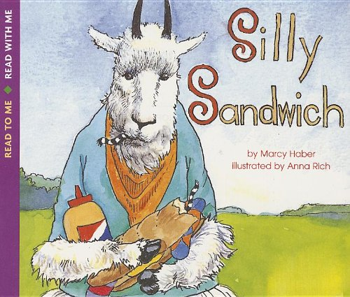 9780153134432: Harcourt School Publishers Collections: Reader Grade 4 Silly Sandwich
