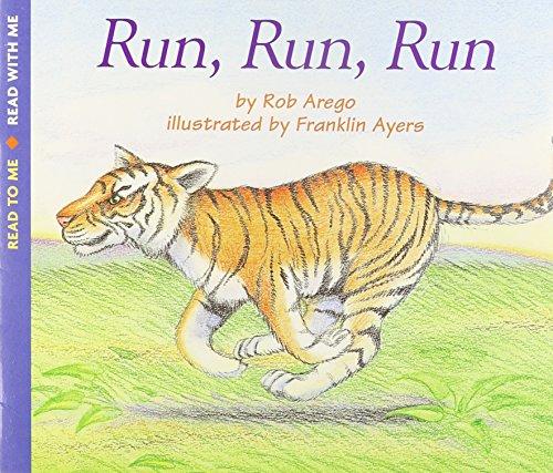 9780153134531: Harcourt School Publishers Collections: Rdr: Run, Run, Run Grk