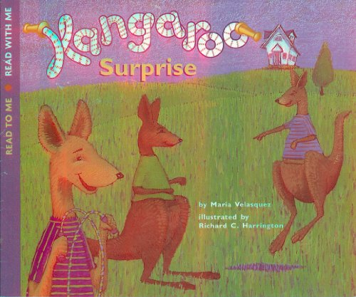 9780153134593: Harcourt School Publishers Collections: Rdr: Kangaroo Surprise Grk