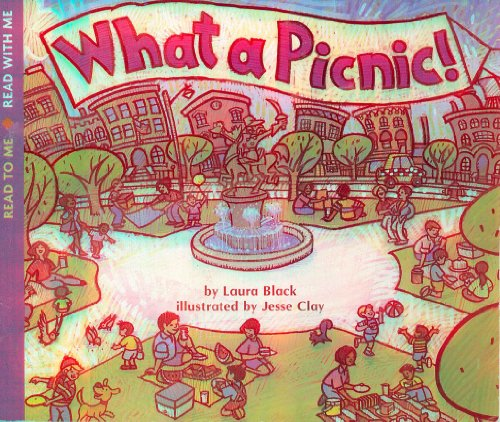 9780153134708: Harcourt School Publishers Collections: Rdr: What a Picnic! Grk