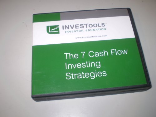 9780153137464: The 7 Cash Flow Investing Strategies by Investools - 4 DVD Set
