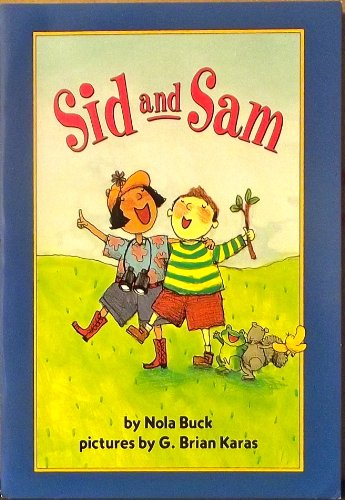 9780153142642: Harcourt School Publishers Collections: LVL Lib: Sid & Sam Gr1