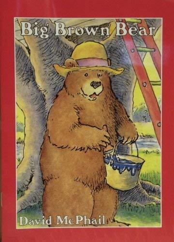 9780153142659: Harcourt School Publishers Collections: Lvl Lib: Big Brown Bear Gr1