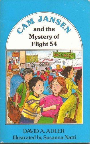9780153143120: Cam Jansen/Flight 54 Grade 2, Level Library: Harcourt School Publishers Collections