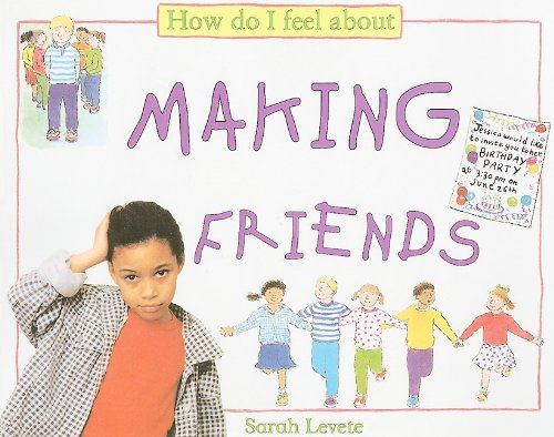 9780153143229: How Do I Feel about Making Friends (How Do I Feel About... (Harcourt))