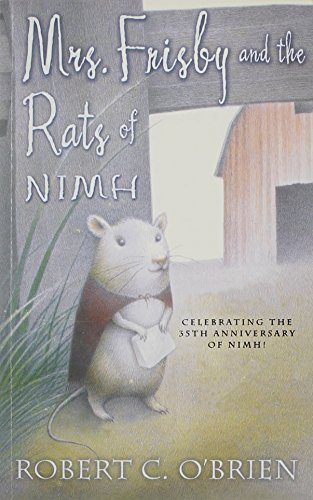 9780153144219: Mrs. Frisby and the Rats of Nimh: Harcourt School Publishers Collections