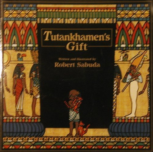 9780153144233: Tutankhamen's Gift, Reader Grade 6: Harcourt School Publishers Collections
